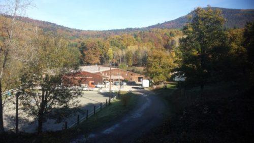 Equivallée centre équestre Albé Moyenne Alsace